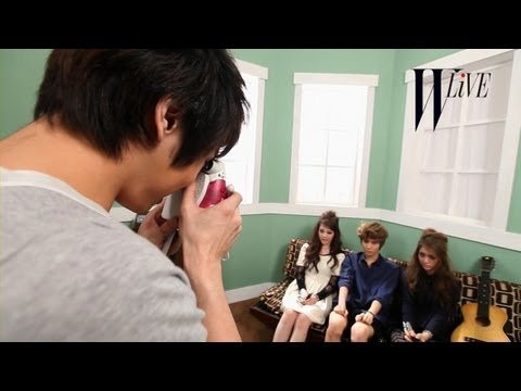 [W Live 1 S.M. Fashionistas] Clip 7_JONG HYUN & TAE MIN & KRYSTAL & SULLI