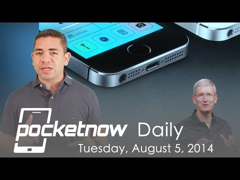 iPhone 6 event date, Galaxy Alpha leaks, Google Play Edition updates & more - Pocketnow Daily