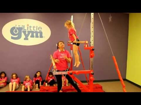 Show Week At The Little Gym