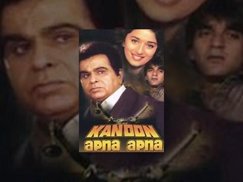 Kanoon Apna Apna is listed (or ranked) 32 on the list The Best Dilip Kumar Movies
