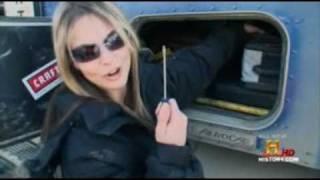 Ice Road Truckers  Lisa Kelly Keep on Truckin