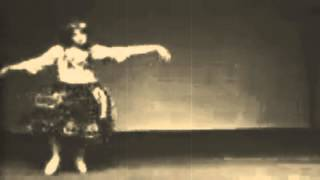 Edison dancer Ella Lola - Turkish dancer (1898)