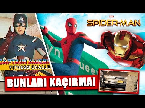SPIDER-MAN HOMECOMING 2. Fragman: Her ?eyi Anlad?k!