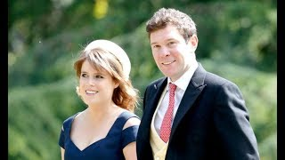 Princess Eugenie royal wedding snub: Royal's fiancé to 'miss out on Earl title' - Daily News