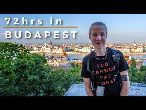 72hrs in BUDAPEST