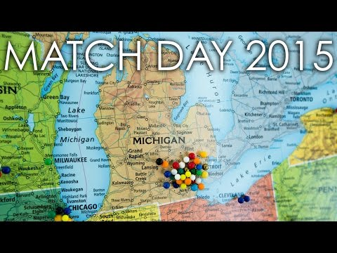 Match Day 2015 - University of Michigan Health System on YouTube