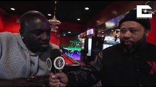 Akon Speaks On Konvict Kartel, New Movie & More