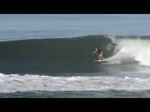 September 13 2015 Surfing Playa Hermosa Costa Rica