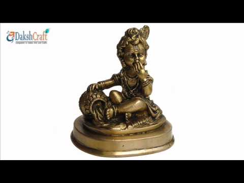 Krish Brass Statues from DakshCraft