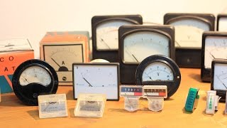 Trailer: Reuse, Modify and Calculate Cool Old Meters