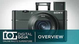 Sony Cyber Shot DSC-RX100 V [DSCRX100M5] Digital Camera | Overview Video