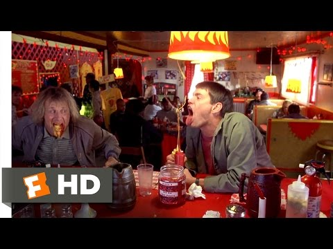 Dumb & Dumber (3/6) Movie CLIP - Atomic Peppers (1994) HD