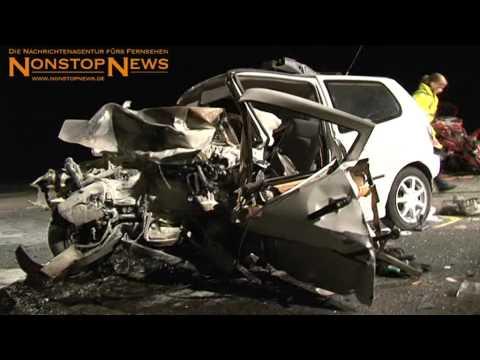 Tödlicher Unfall B212 bei Nordenham - 9.3.2014