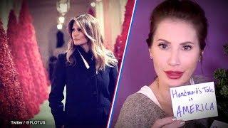 "Amanda Head: Liberals HATE Melania Trump's ""Handmaid's Tale"" White House Christmas decorations"