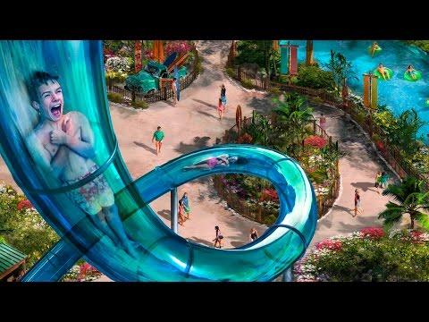 Самые НЕОБЫЧНЫЕ аттракционы и парки развлечений
