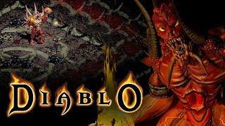 KOŃCZYMY GRĘ 💀 Diablo 1 HD 💀 eXtra klasyka