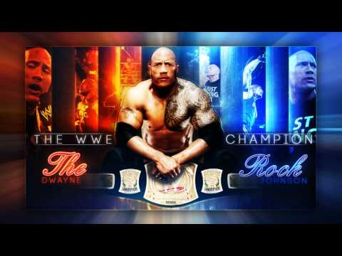 WWE: The Rock Theme Song - Electrifying - Arena Effect