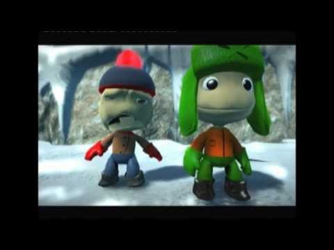 Sackboys get high on drugs! 2