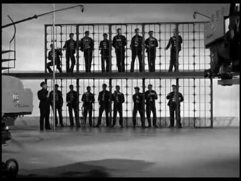Elvis Presley - Jailhouse Rock 1957 (with Lyrics) video