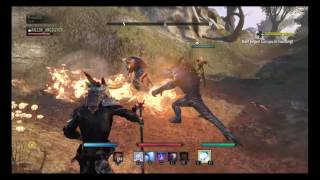 ESO Maw of the infernal set ability