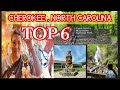 CHEROKEE NORTH CAROLINA 2021 VACATION | THINGS TO DO IN CHEROKEE