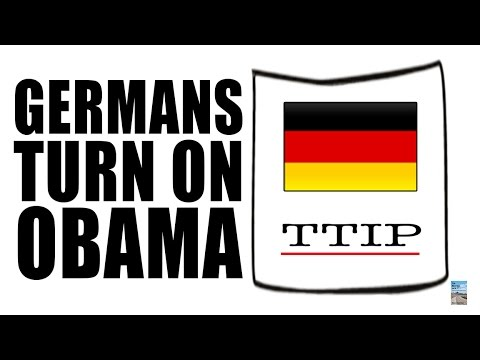 TTIP Trade Agreement Trojan Horse to Allow Global Governance!