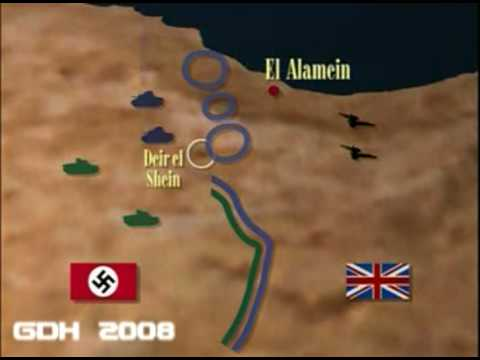(3/12)Battlefield I The Battle of North Africa Episode 5 (GDH)
