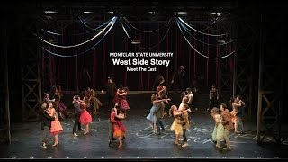 Meet The Cast Of West Side Story