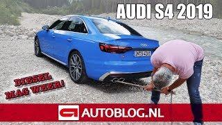 Audi S4 TDI (2019) rijtest