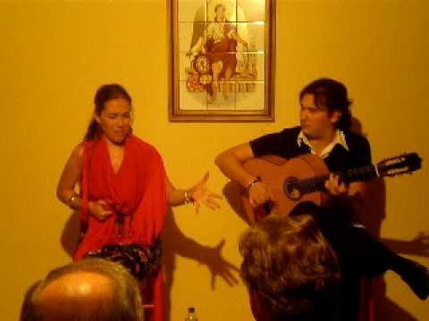 jovenes flamencos inma de la vega y jose tomas jimenez (el nene y la nena ) 3