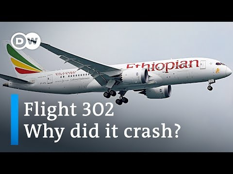 Ethiopian Airlines flight 302: Why did the Boeing 737 MAX crash? | DW News thumbnail
