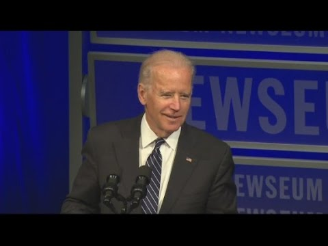 'I'm Joe Biden and I don't like Twitter'