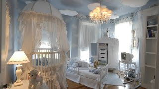 The Cutest Baby Bedroom Decorating Ideas -  New Born Nursery Rooms