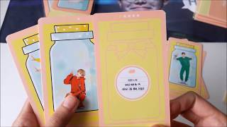 [UNBOXING] BTS 4th Muster: Happy Ever After Mini Photo and Cloud Card Sets || 방탄소년단