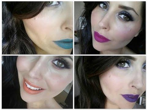 Review Rossetti MULAC - Wacky Lipsticks