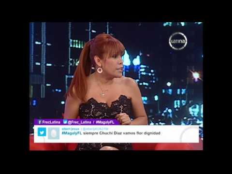 Susy Díaz reconfortó a Florcita frente a posible infidelidad de Néstor