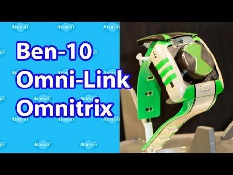 Ben 10 Omni-Link Omnitrix New York Toy Fair 2013