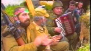 Volunteers fight for Abkhazia against Georgia  | 1992-93 War