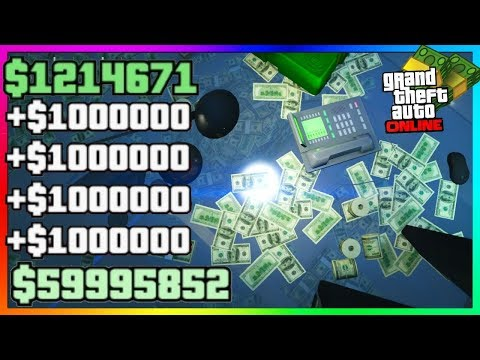TOP *THREE* Best Ways To Make MONEY In GTA 5 Online | NEW Solo Unlimited Money Guide/Method 1.41