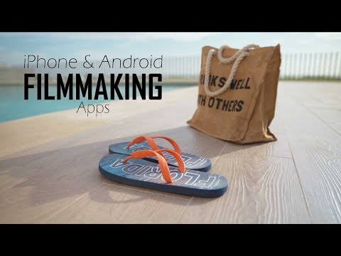 My Favorite Filmmaking Apps for iPhone & Android