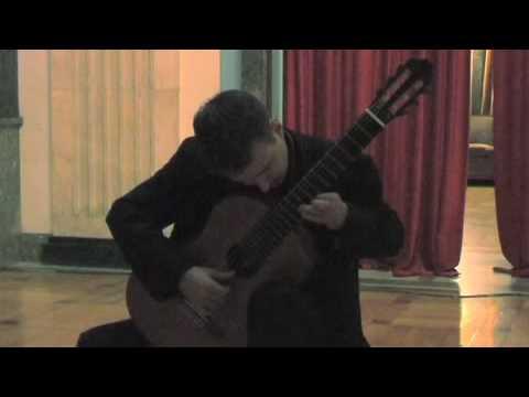 Goran Krivokapic - J.Rodrigo Tres piezas españolas Fandango