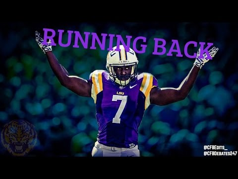 Leonard Fournette Wale X Running Back Ultimate Highlights Hd