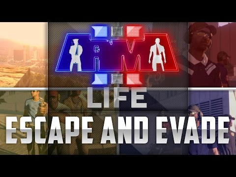 ARMA 3 Life - Escape and Evade