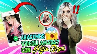 Download Lagu ¡LLAMO a KATIE ÁNGEL! 😱  ¿ME CONTESTA? Gratis STAFABAND