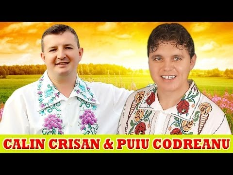 Muzica Populara Cu Calin Crisan Si Puiu Codreanu (colaj Nou 2014) video