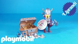 PLAYMOBIL SPECIAL PLUS - 5371 VICHINGO CON TESORO RECENSIONE (ita)