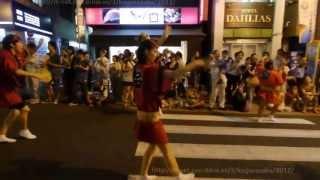 第42回 神楽坂まつり(阿波踊り)