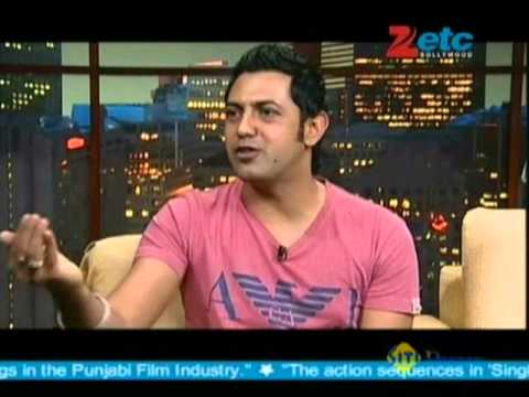 Gippy Grewal With Komal Nahta video