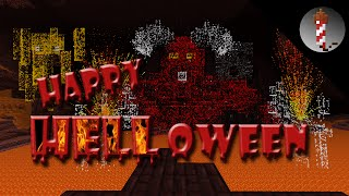 Happy HELL-oween - Special Minecraft Halloween Fireworks Show