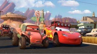 Мультфильм про Машинки Тачки Молния Маквин 5 часть Disney Cars